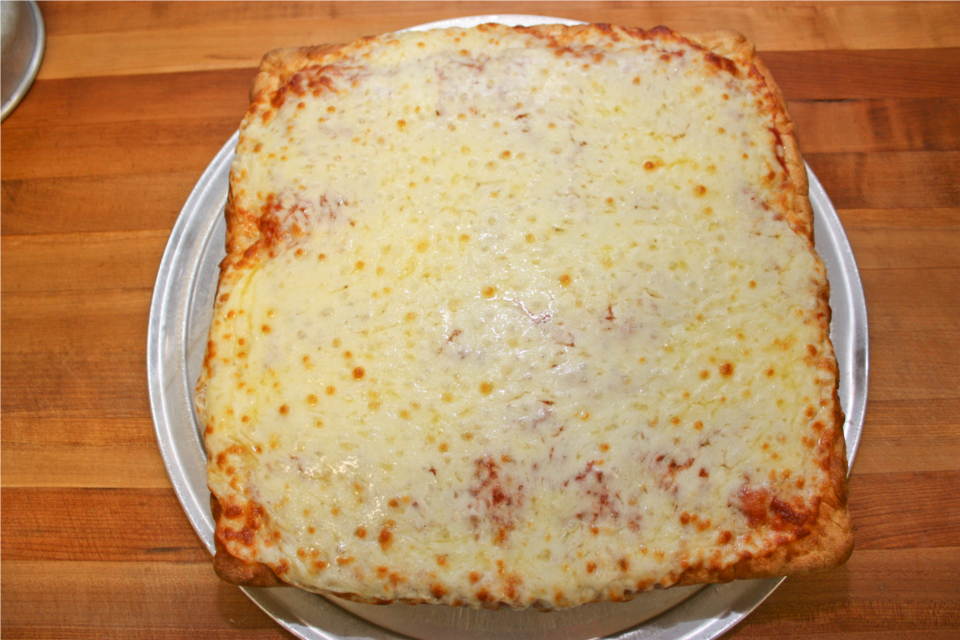 Sicilian (Thick Crust) - Cheese