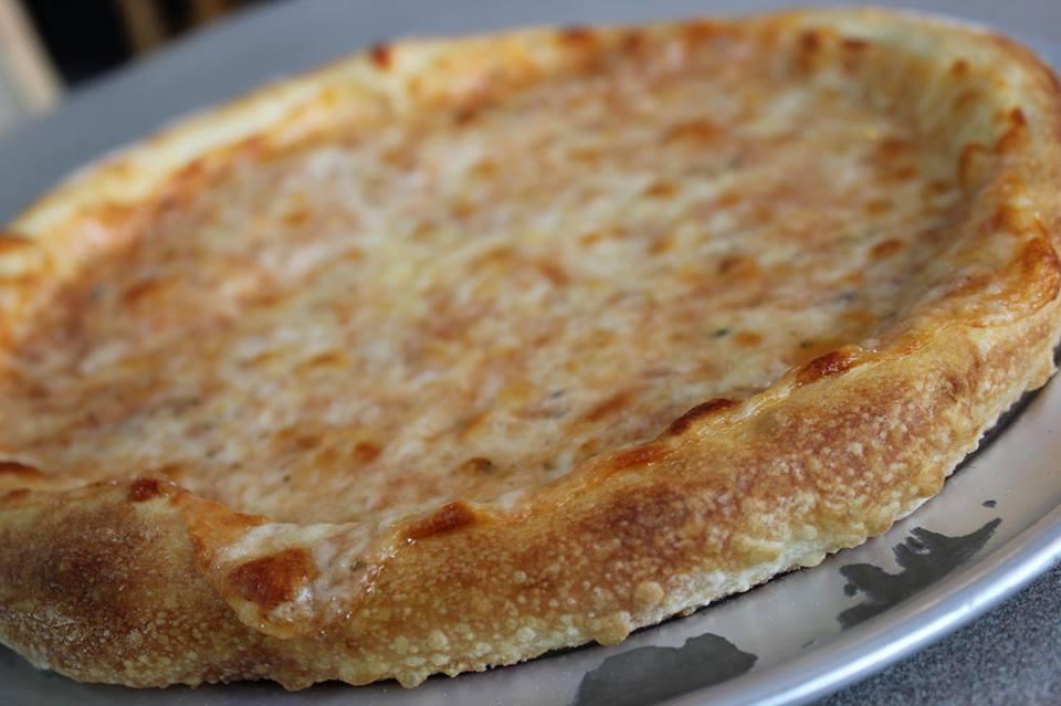 Napolitana (Thin Crust - Cheese)
