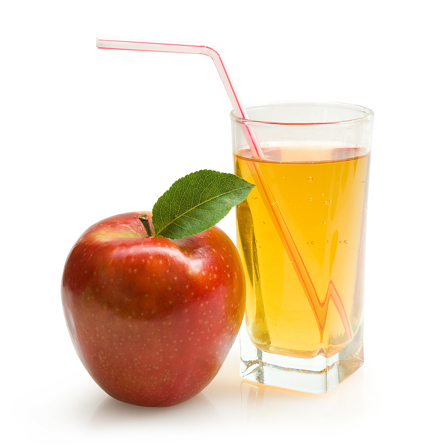 Apple Juice - 12 oz