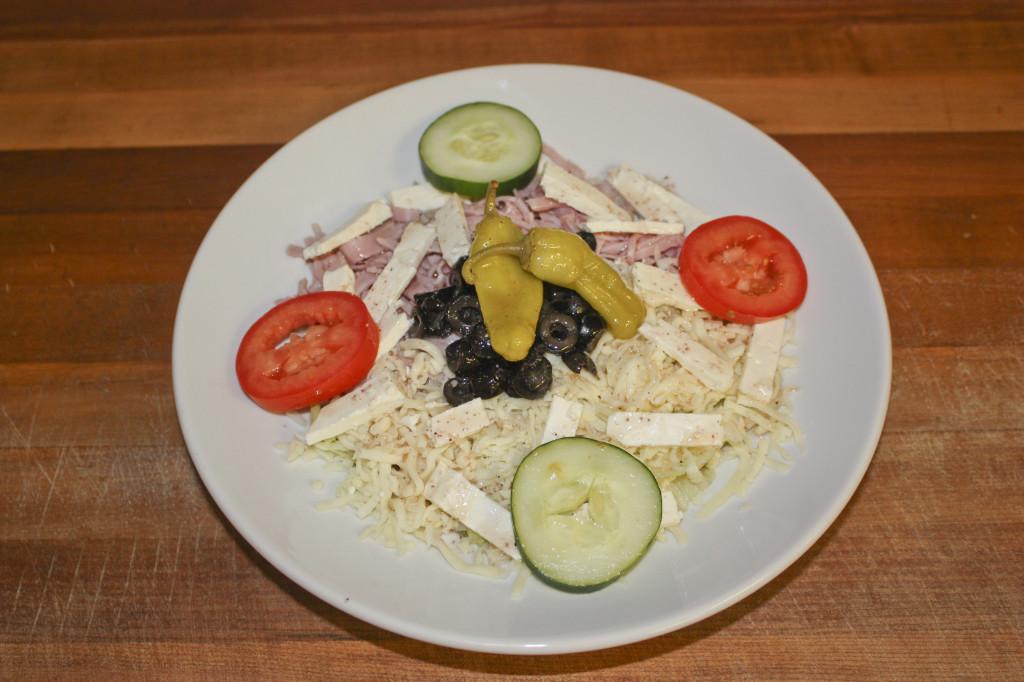 Papou's Salad (My Father's Original Greek Salad) - Medium