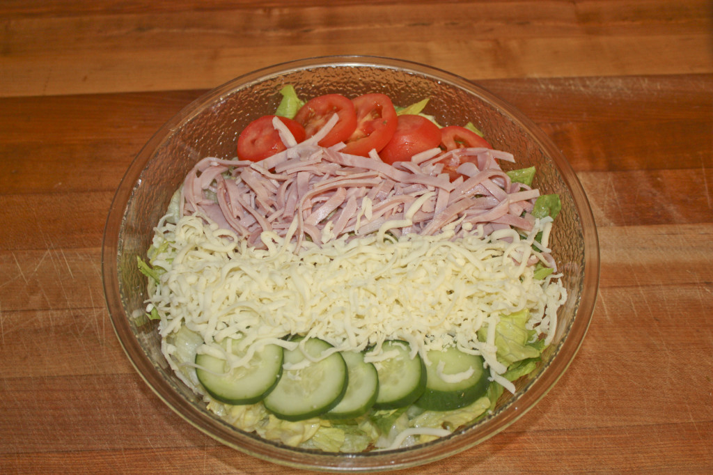 House Salad - Large